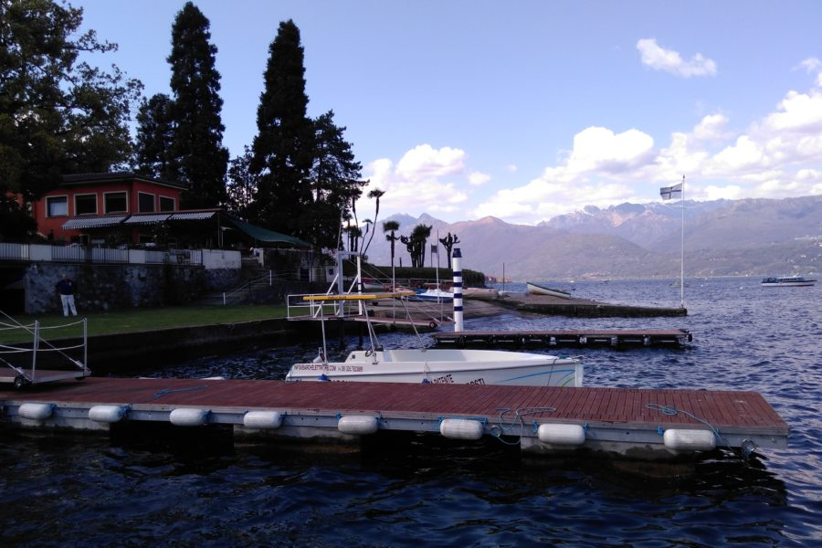 Navigare sul Lago Maggiore con Barchelettriche – Verbano Yacht Club 1895