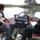 A Portogruaro la barca elettrica accessibile a tutti – Daniele Marson